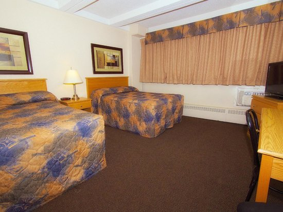 BCMInns - Fort McMurray (Downtown): Room
