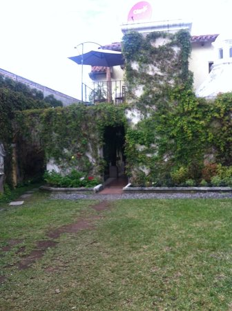 Las Iglesias Hotel Antigua: Entrada