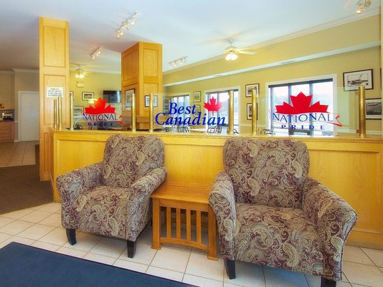 BCMInns - Fort McMurray (Downtown): Lobby