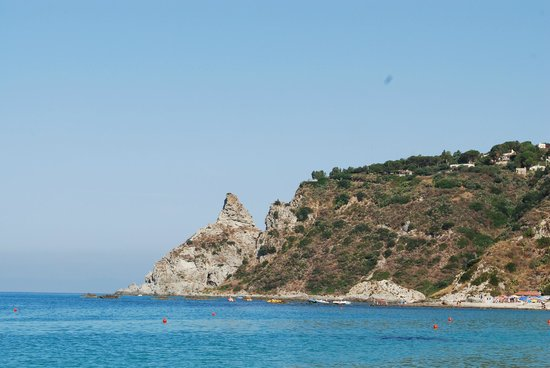 Hotel  La Bussola: Spiaggia Capo Vaticano