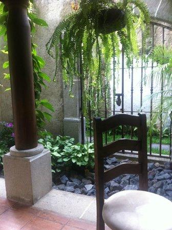 Las Iglesias Hotel Antigua: Comedores