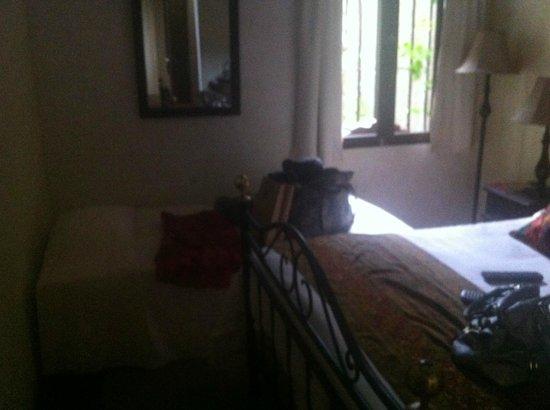 Las Iglesias Hotel Antigua : Habitacion