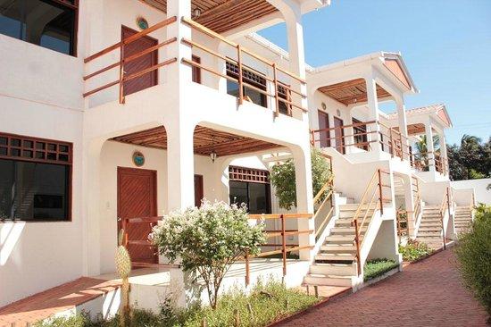 The Eco Hotel Arena Blanca : Instalaciones, Hotel Arena Blanca, San Cristobal, Galapagos, Ecuador