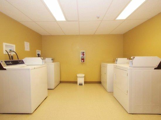 BCMInns - Hinton : Laundry