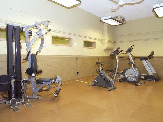 BCMInns - Lloydminster: Fitness Room