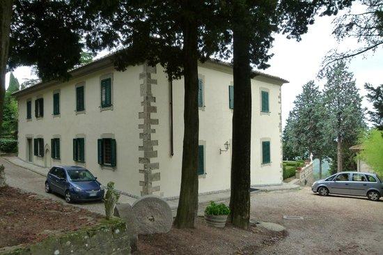 Villa Camilla: l'esterno