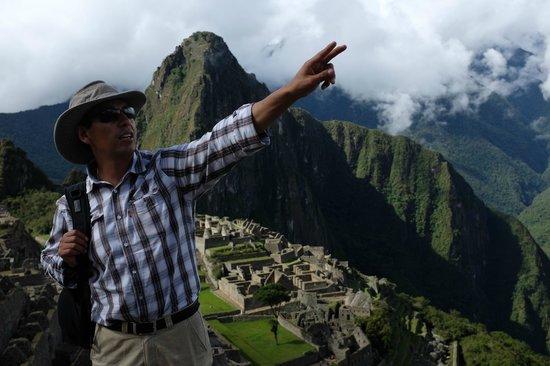 Inkatraces Day Tours: Machu Picchu & Rudy
