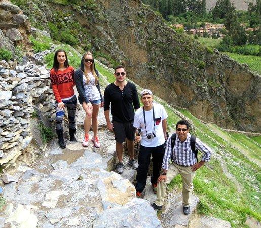Inkatraces Day Tours: Ollantaytambo Inka fortress & temple