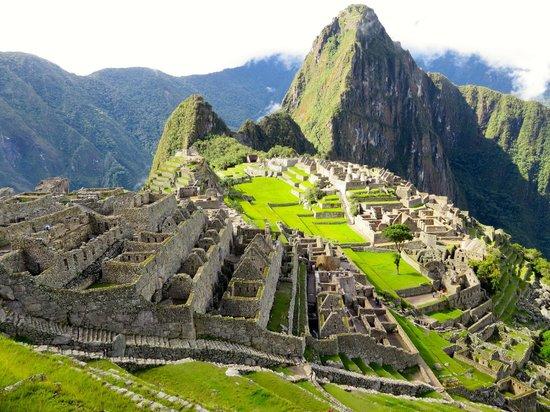 Inkatraces Day Tours: Machu Picchu is amazing!