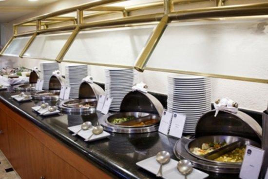 BEST WESTERN PLUS Gran Hotel Morelia : Buffet