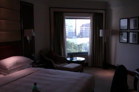 Shangri-La's Eros Hotel : Ирина