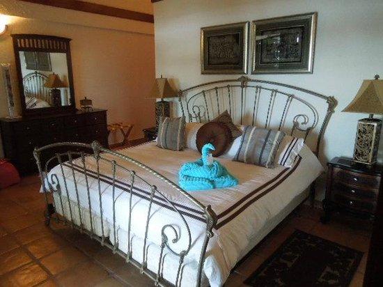 Chabil Mar: Bedroom