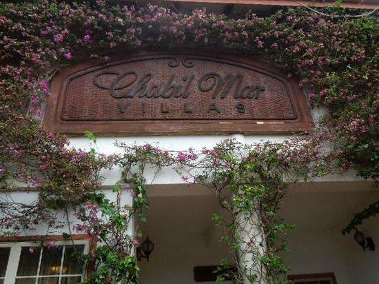 Chabil Mar: Entrance