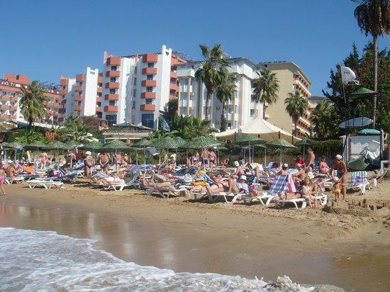 Sun Maritim: Beach & hotel