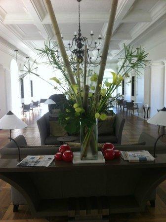 Gran Melia Rome: lobby