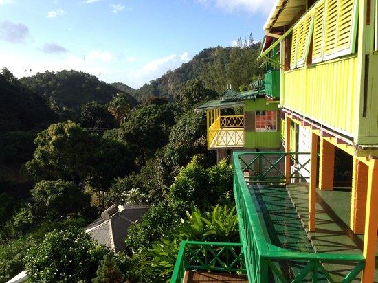 Beacon Restaurant Soufriere St Lucia