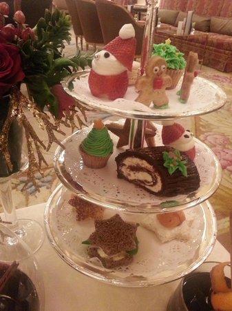 Hotel Ritz, Madrid: Afternoon tea