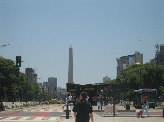 Buenos Aires Free Tour: Obelisco