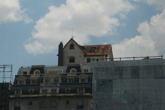 Buenos Aires Free Tour: Casa cerca del Obelisco