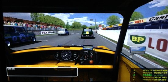 The Race Hut Berkshire: Mini's are just one of the cars you can race