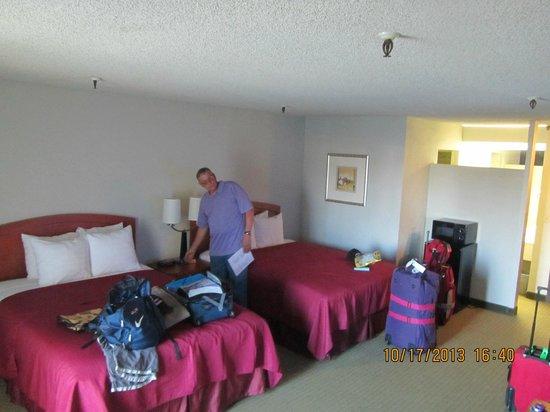 Best Western Golden Sails Hotel Your Basic Room