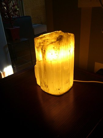 El Solitario: lampara