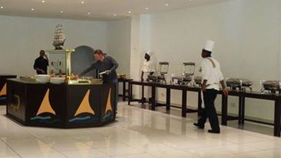 Nyali International Beach Hotel & Spa : Restaurant