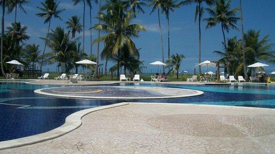 Patachocas Beach Resort: De frente pra praia