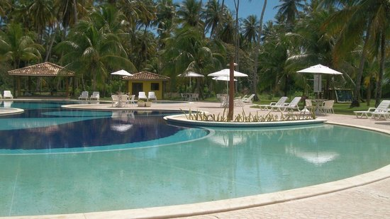 Patachocas Beach Resort: Piscina lindíssima