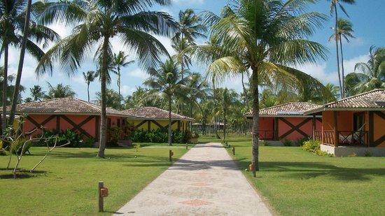 Patachocas Beach Resort: Área externa do Resort 2