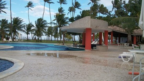 Patachocas Beach Resort: Bar na piscina