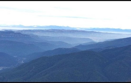 Ballooning : Mountains of Catalonia