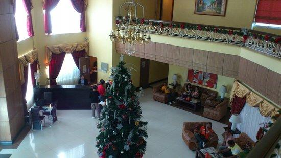 The Sulo Riviera Lucena City: lobby