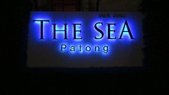 Nap Patong : The Sea
