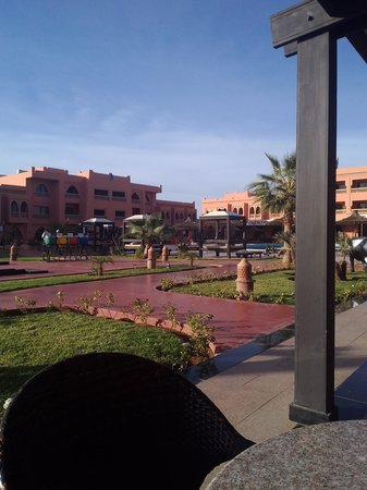 Be Live Family Aqua Fun Marrakech: hotel