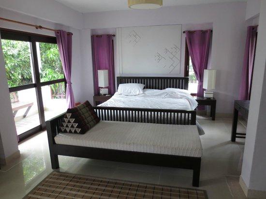 Yindee Stylish Guesthouse : room 201