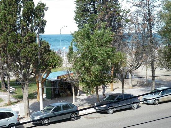 Hotel Piren: con esta vista amaneci durante mi estadia en el hotel