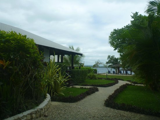 Island Magic Resort: Our bungalow!