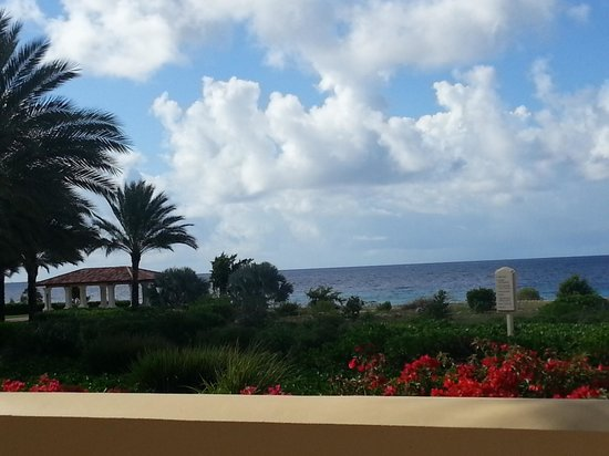 Santa Barbara Beach & Golf Resort, Curacao: The Views