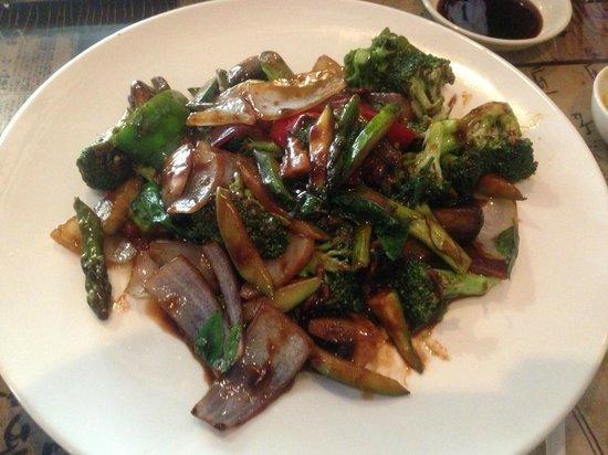 Tokyo Fresh: Thai basil