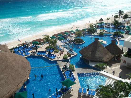 GR Caribe by Solaris: View from Royal Solaris