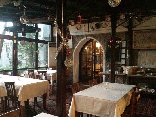Hotel Kalehan : Dining room