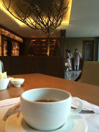 Dusit Devarana New Delhi : Kiyan restaurant