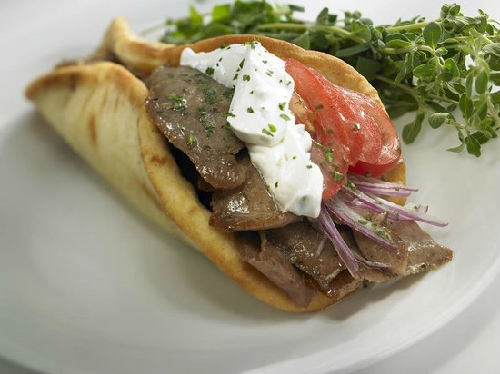 The Brick Oven : Gyro