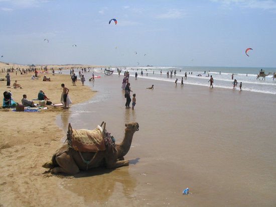 Are there beaches in marrakech