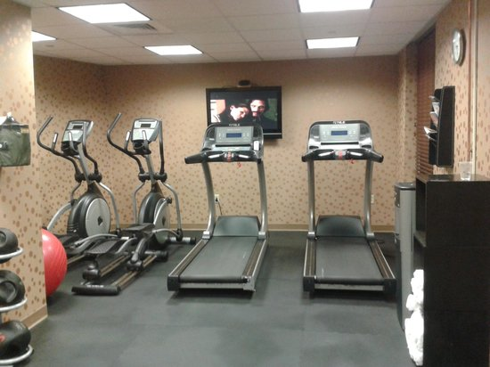 Copley Square Hotel: maquinas del gym