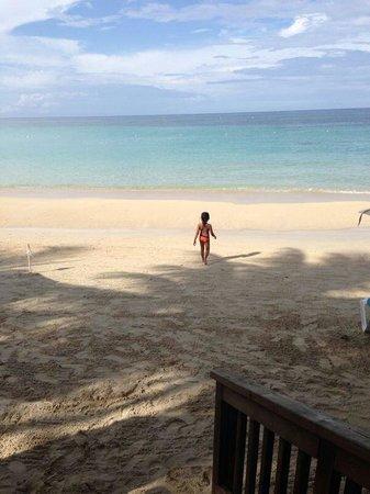 Mayan Princess Beach & Dive Resort: Vista increible