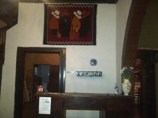 Posada del abuelo banos ecuador omd men och - La casa vieja del abuelo ...