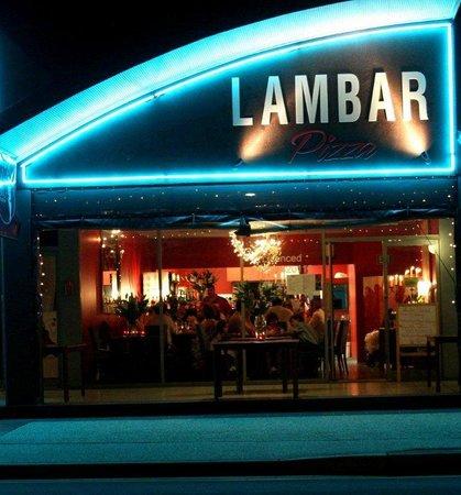 Lambar: Pizza and Pasta Bar