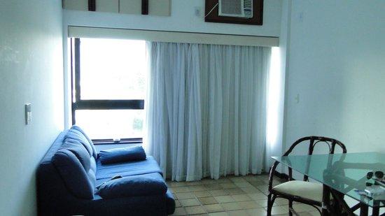 Ondina Apart Hotel: sala